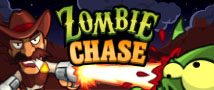 Zombie Chase Small Banner