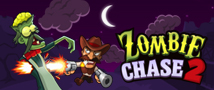 Zombie Chase 2 Small Banner