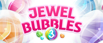 Jewel Bubbles 3 Small Banner