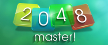 2048 Master! Small Banner