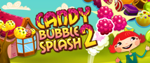 Candy Bubble Splash 2 Small Banner