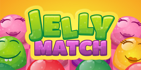 Jelly Match Banner