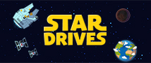 Star Drives Small Banner