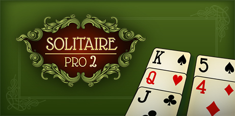 Solitaire Pro 2 Banner
