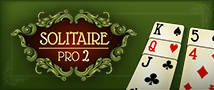 Solitaire Pro 2 Small Banner