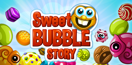 Sweet Bubble Story Small Banner
