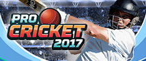 Pro Cricket 2017 Small Banner