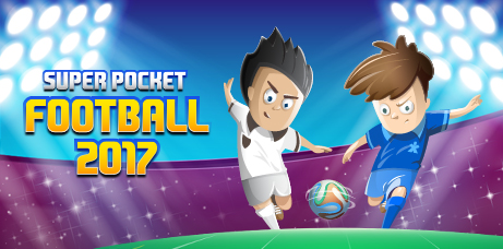 Super Pocket Football 2017 Banner