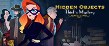 Hidden Objects: Thief's Mystery Small Banner